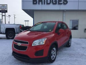 2014 Chevrolet Trax LS**One owner SUV**