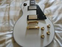old wesley white les paul