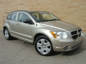 2009 Dodge Caliber SXT. WOW!! Only 75000 Km! Automatic! Loaded!