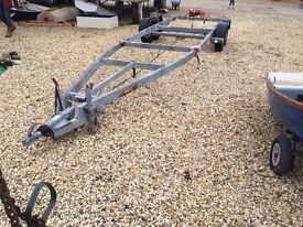 Boat trailer in very good condition.