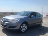 Late 2009 Vauxhall Astra 1.4 Active