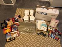 Atari 520STE Boxed With Games Etc