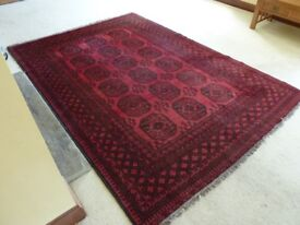 African Tribal Rug, good quality and condition