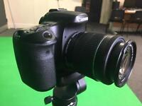 Canon 70D DSLR -good condition - perfect for Filming and photography