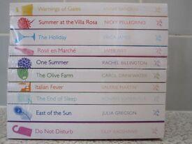 Light Reading 10 Book Box Set