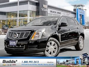 2015 Cadillac SRX Luxury Safety & Re Conditioned