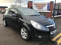 Vauxhall Corsa 1.2Sxi, 2008, FSH, timing chain done, low miles drive away today.