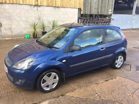 FORD FIESTA ZETEZ 1.4 PETROL 46,000 MILES NEW CAMBELT AND WATER PUMP