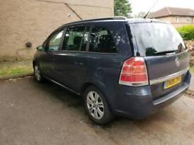 Vauxhal Zafira Diesel 1.9