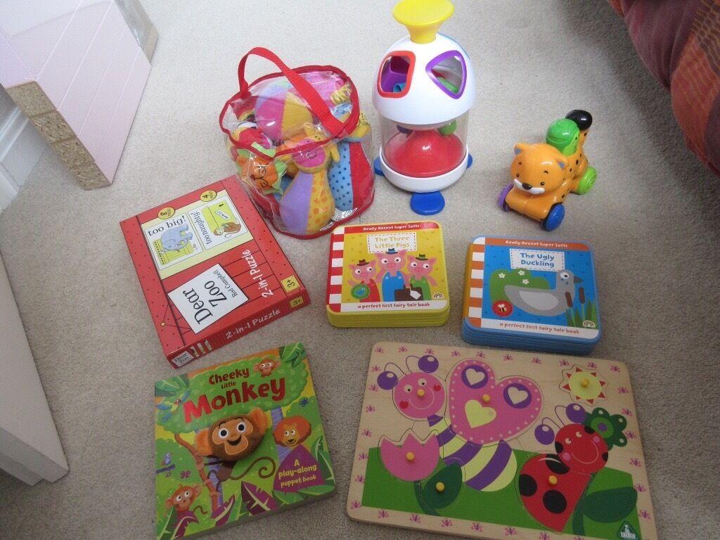 Toddler Toys Bundle In Colinton Edinburgh Gumtree