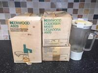 Vintage classic Kenwood Chef attachments