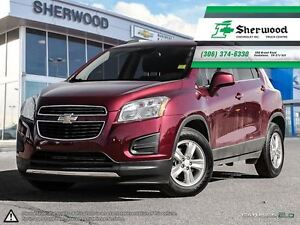 2014 Chevrolet Trax 2LT One Owner Local PST PAID Trade!!