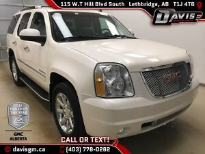 Used 2010 GMC Yukon AWD Denali-7 Passenger,Heated/Cooled Leather