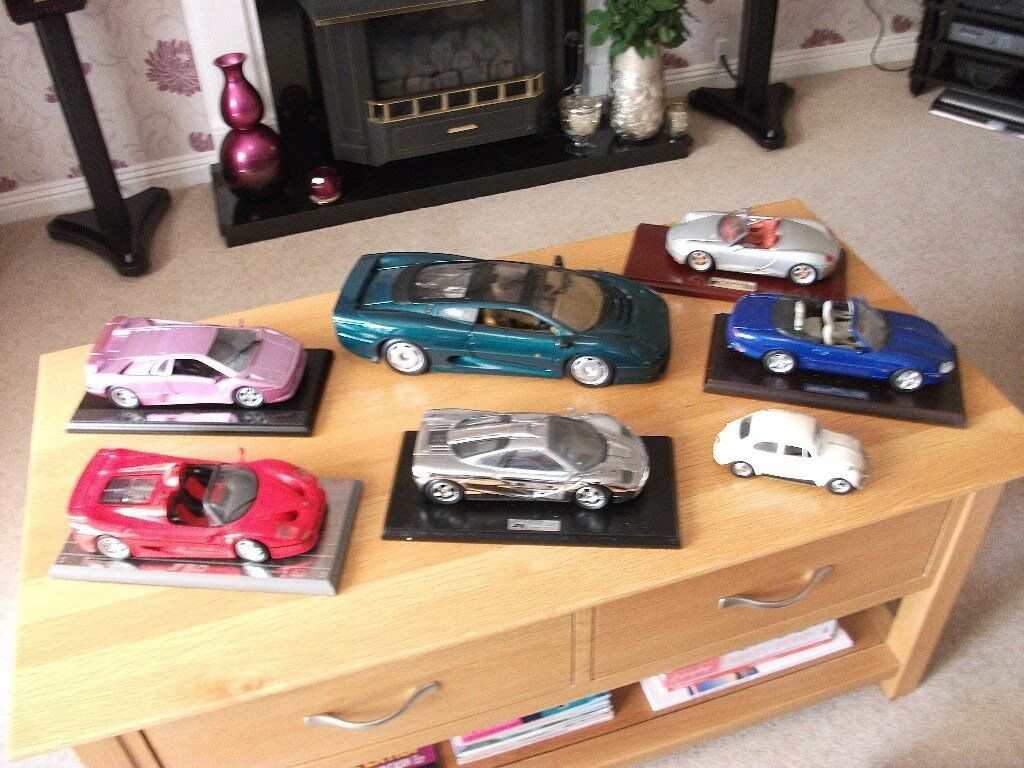 7 Diecast Collectors Model Cars  | in Bournemouth, Dorset