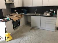 1 bed studio flat, hyson green, nottingham, NG75LS