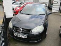 VW GOLF 2.0 GT TDI 5 DOOR BLACK
