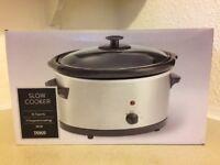 Tesco Slow Cooker 3L