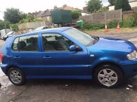 VW POLO 1.4 16V 6N2 POLO SE Ideal First Car Cheap Runabout