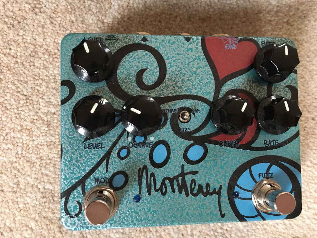 Keeley Monterey Effects Pedal