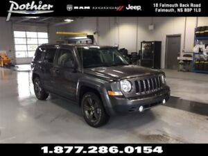 2016 Jeep Patriot Sport FWD   LEATHER   HEATED SEATS   SUNROOF  