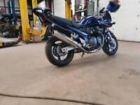 Suzuki bandit k6 1200