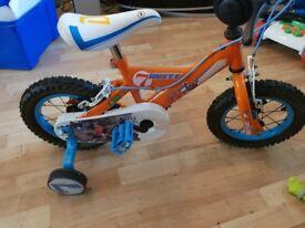 Disney's children's bike