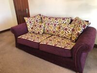 Stunning Quality Bespoke 3-2-1 Sofas from Smoke and Pet Free Home