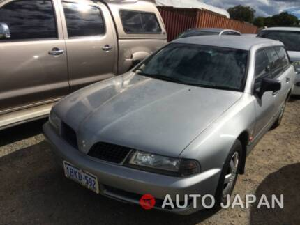 QUICK SALE!-Mitsubishi Magna Wagon - V6. AS TRADED Kenwick Gosnells Area Preview