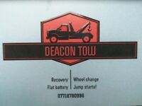 Vehicle transport and recovery services