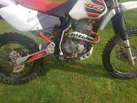 Honda xr400