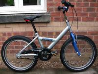 "PUKY ""CYKE 20-3 ALU"" Bike/Bicycle, 20in Tyres (Age: 6+ years)"