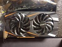 Gigabyte Nvidia GeForce GTX 1060 6GB Graphics Card