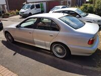 Bmw 525i Automatic in good condition for it's year.Smooth straight 6 engine!