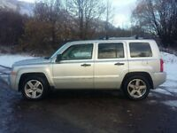 JEEP PATRIOT LTD