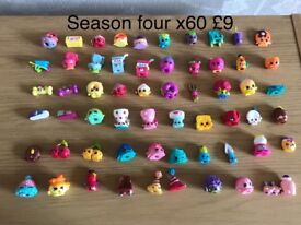 Various shopkins, prices on pictures or can sell altogether