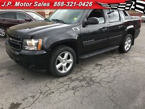 2011 Chevrolet Avalanche LT, Crew Cab, Automatic, 4x4, Only 81,