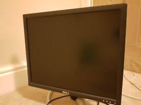 Computer Monitor Dell 1901FP Good Condition