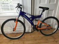 Limited Edition, Brand New Irn Bru Mountain Bike
