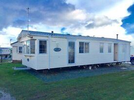 Static Caravan For Sale Sited On 12Month Park Morecambe NorthWest PetFriendly Ocean Edge