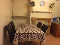 Rooms to Rent (1 Double room and 2 Single room) Shared House