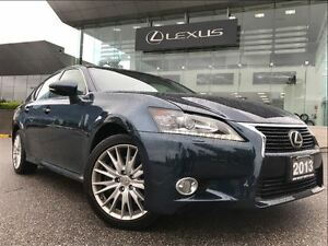 2013 Lexus GS 350 Luxury Pkg AWD Navi Backup Cam Sunroof