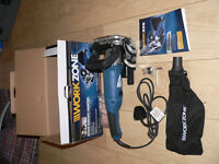 Workzone 900w Biscuit Jointer in like new condition