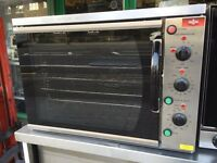 COMMERCIAL CATERING NEW CONVECTION OVEN FAST FOOD BAKERY CAFETERIA PATISSERIE RESTAURANT KITCHEN
