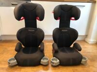 Graco Logico L High Back Booster Car Seat in super condition (2 available)
