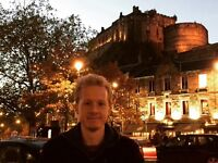 Looking for 1 bed flat in Edinburgh