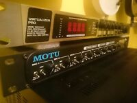 MOTU 8PRE firewire audio interface - firewire cable and pci card available - Great Condition