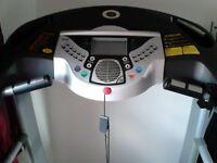 Horizon folding treadmill & Endurance cross trainer for sale...