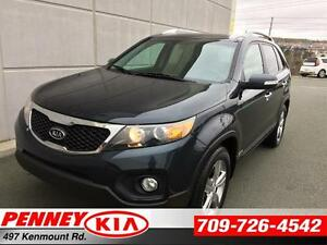 2012 Kia Sorento EX V6 AWD 6AT