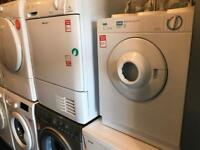 Creda Vented tumble dryer 3kg , with 3 months warranty