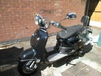 Cheap Reliable 125cc Scooter Full MOT Automatic